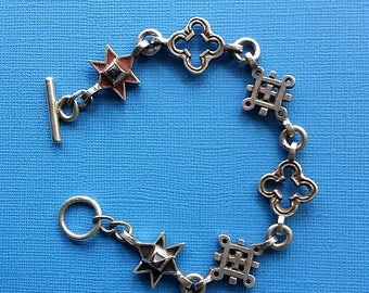 SILVER MEDIEVAL CHAIN