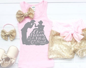 Baby Girl Clothes, Princess Birthday Outfit, 1st Birthday Outfit Girl, Girls Birthday Shirt, Princess Shirt, Second Birthday Outfit,Toddler