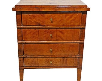 19th Century German Neoclassical Chest