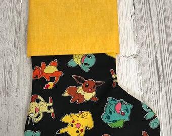 Pokemon, pikachu, stocking, holiday