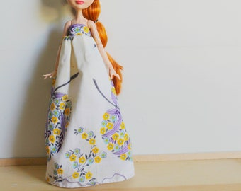 Handkerchief Dress for Ever After Size Doll