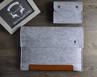 Felt Lenovo laptop sleeve Dell laptop Case Custom Cover bag for Lenovo Yoga 910,Yoga Book,Lenovo Miix 510,Lenovo Yoga 5 Pro,Lenovo Yoga 710