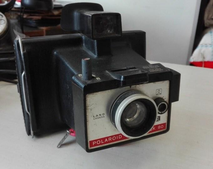 Polaroid colorpack 80 landcamera