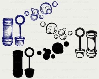 Soap bubbles svg,soap bubbles clipart,soap bubbles svg,bottle silhouette,bubbles cricut cut files,clip art,digital download designs,svg,dxf