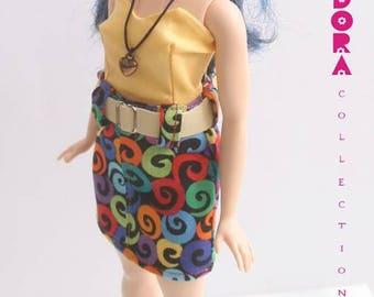 Barbie clothes, 4piece set