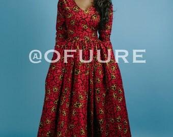 the TEMI dress