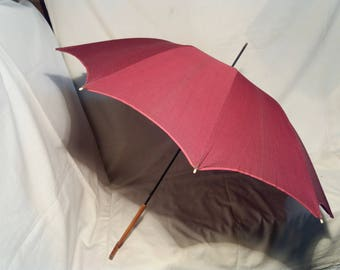 Vintage 1960's Ladies Umbrella