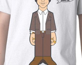 Chalino Sanchez character t shirt
