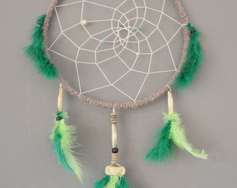 dream catcher boho Green