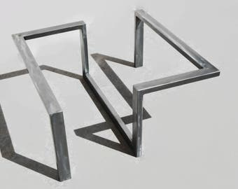 Modern Coffee Table, Geometric Table, Welded Coffee Table, MC Escher Table, Living Room Table, Home Decor, Metal Coffee Table