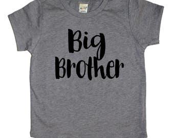 big brother shirts - promoted to big brother - toddler tshirts - family shirts - sibling tshirts