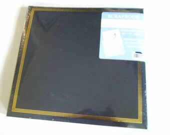 Navy Blue Scrapbook Album - Navy Blue Scrapbook Album - Navy Blue Photo Scrapbook - Navy Blue Photo Scrapbook Album - Wedding Scrapbook