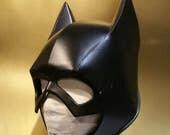 Batgurl Batcowl foam helmet template