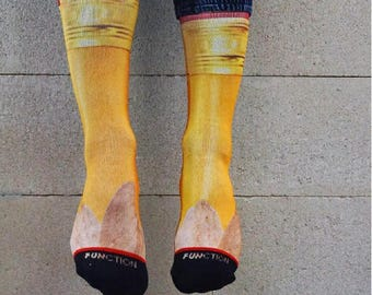 Function - Pencil Fashion Socks