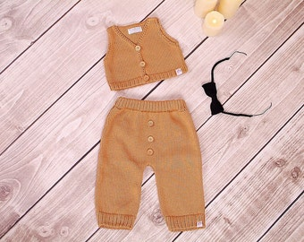 Baby child christening suit color