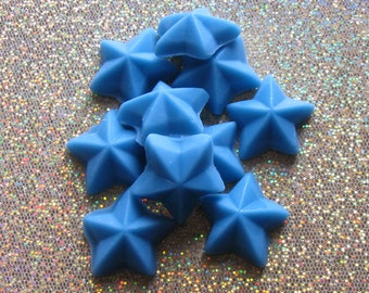 12 Star Soy Melts/Soy Tarts/Soy Wax Melts/Hand Poured Candles/Eco Friendly