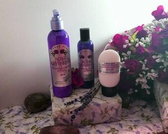 Rose & Lavender Goatsmilk Lotion