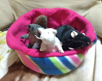 Cuddle Cup for guinea pigs, ferrets or other small animals! Cuddle cup for ferret, cuddlw cup for rats, guinea pig cuddle cup