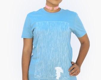 Blue Rain Shirt