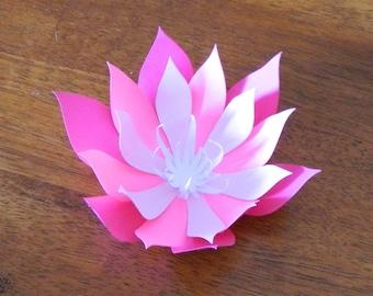 Lotus Paper Art Kit