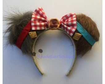 Lady and the Tramp inspired Mouse Ears