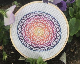 Oval Mandala
