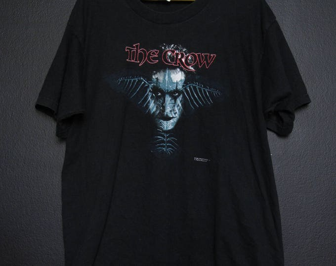 The Crow 1996 Vintage Tshirt