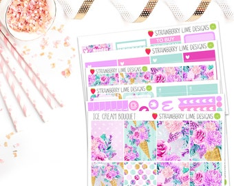 Ice Cream Bouquet Collection - Deluxe Kit