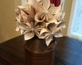 Bible Verse flowers, relgious flowers, bible flowers, paper flowers,