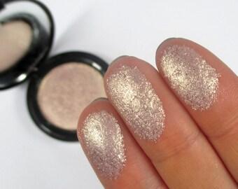 Phee's Makeup Shop Bellini Glow Highlight Powder 37mm Compacy - VEGAN + CRUELTY FREE