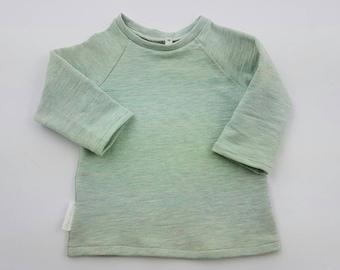 "Shirt ""mint marble"""