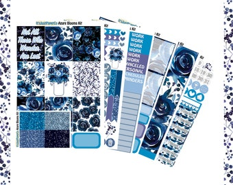 Azure Blooms Collection