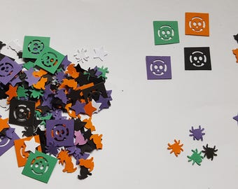 500 wedding confetti table scrapbooking paper party shapes mix