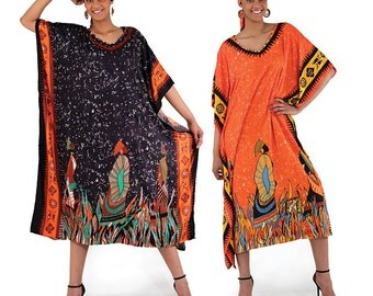 African Tribal Dresses