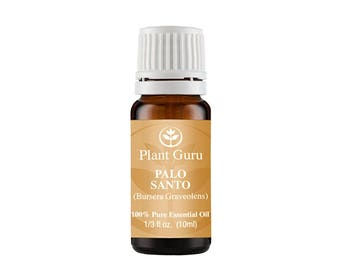 Palo Santo Essential Oil  100% Pure, Undiluted, Therapeutic Grade.