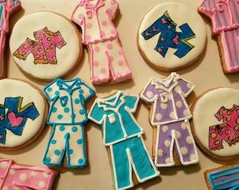 Pajamas cookies (12)