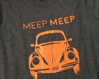 Meep Meep Orange