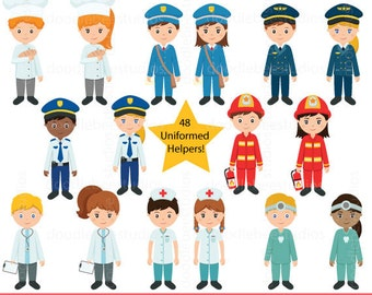 community helpers clipart community clipart career day clipart career ...