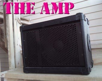 THE AMP  3-Speaker Guitar Amplifier