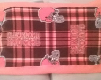 Cleveland Browns Standard Size Pillowcase