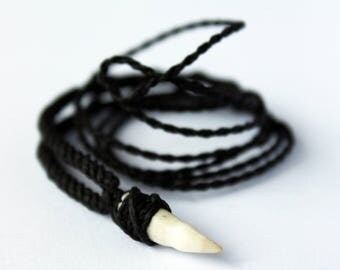 Small Tooth Necklace