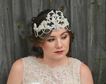 Jewelled Crystal Crown