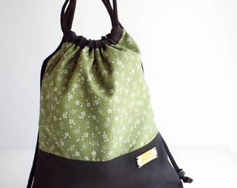 Bag, rucksacks, Japanese fabrics
