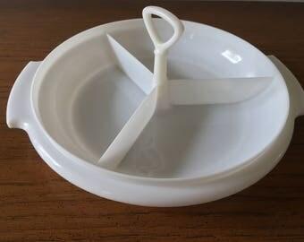 Vintage Tupperware Serving Dish