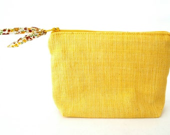 Pouch for makeup, ID, purse