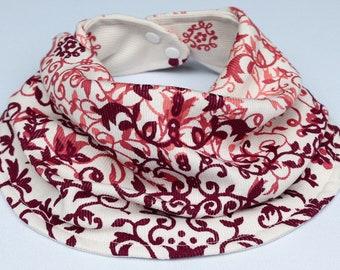 Infinty bib/scarf