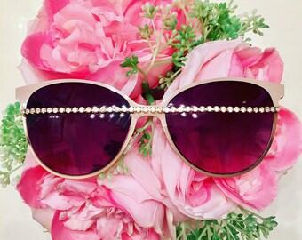 Bling Line Sunglasses