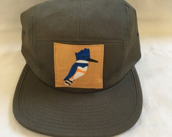 Belted Kingfisher Hat