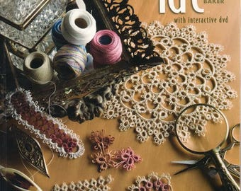 Learn to tat  Tatting  Lacemaking Pdf file Doily tatting
