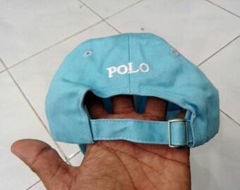 Polo Ralph Lauren Hat Cap Adjustable Size